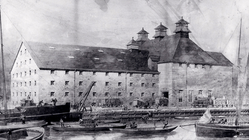 Tweedmouth Maltings