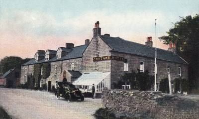 Cottage Hotel - Wooler