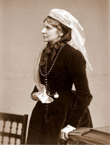 Josephine Butler (photo: Elliott & Fry)