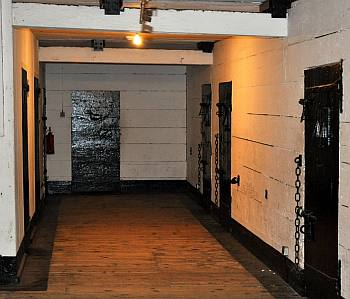 Berwick Town Hall cells 2