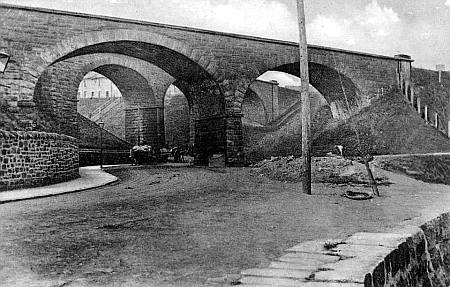 Dock Road viaducts