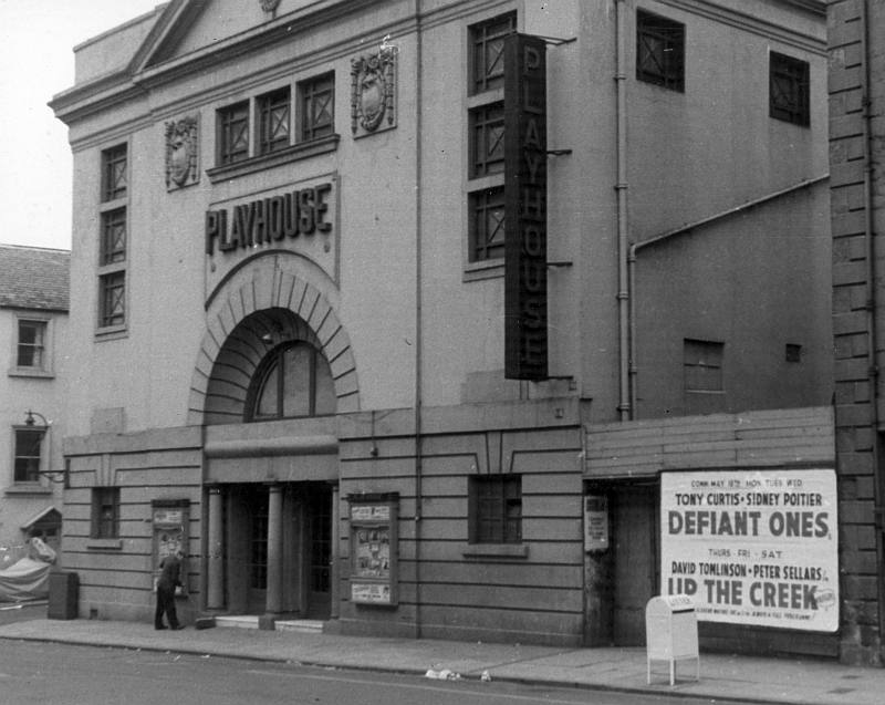 Berwick Playhouse 1958