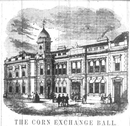 Corn Exchange 1858
