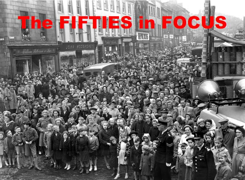 The Fifties in Focus cover