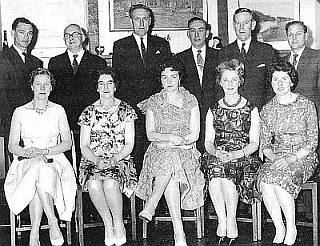 Management team 1962
