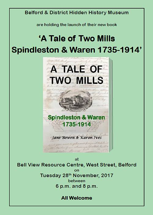 Tale of two Mills book