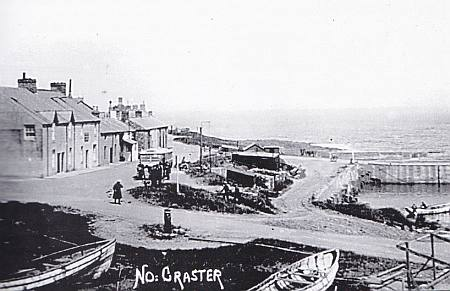 Rutherford's, Craster