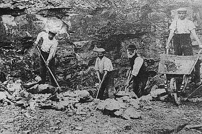 Doddington quarry c1895