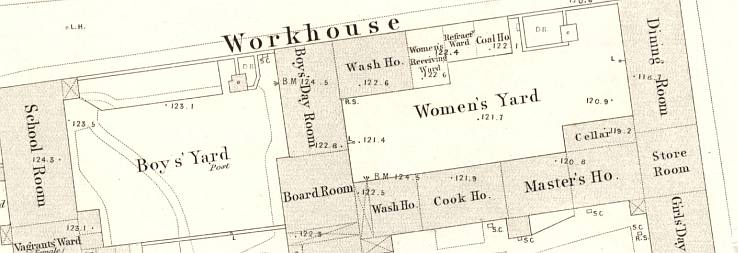 Banner Workhouse map