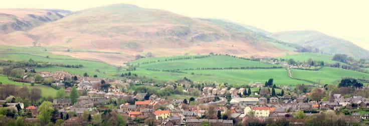 Wooler banner image