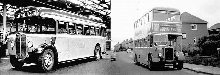 Berwick buses banner